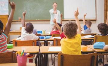 Correlati a pulizie delle scuole