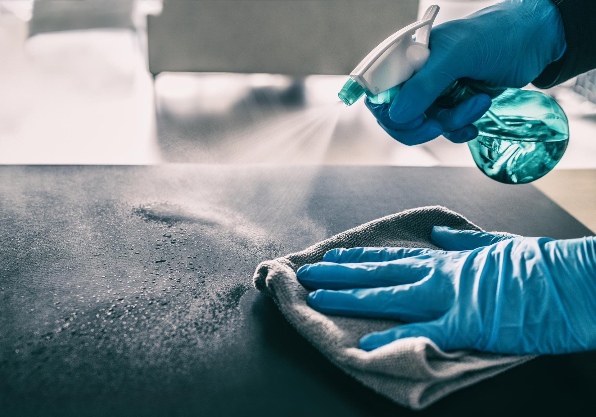 Procedure di sanificazione a Milano e provincia con SAGEM Pulizie Milano