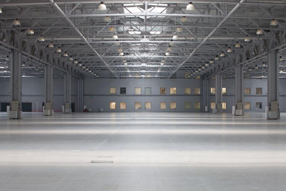 Pulizia dei capannoni industriali a Milano e provincia con Sagem Pulizie Milano