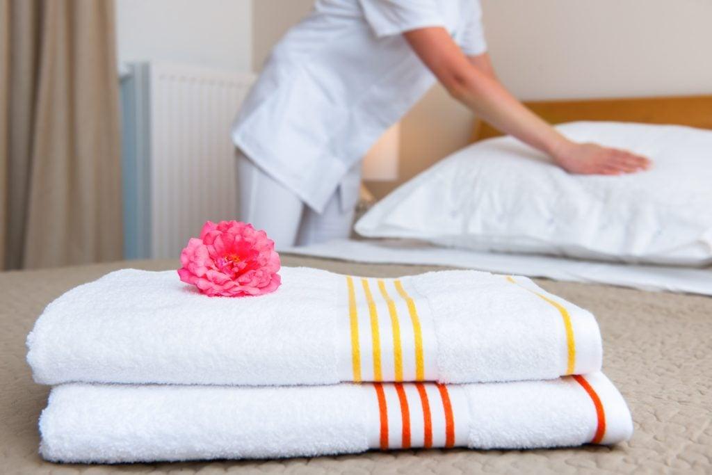 Costi delle pulizie per hotel e alberghi con SAGEM Pulizie Milano