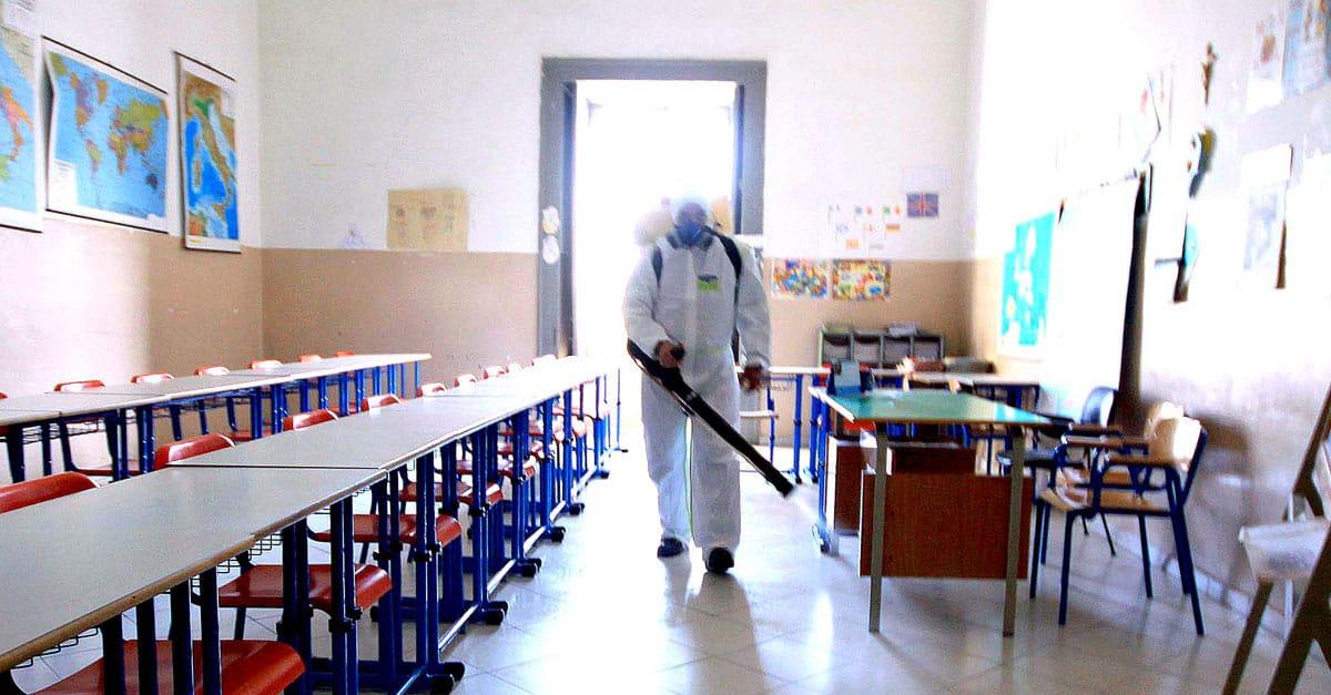 Normative sulla disinfestazione nelle scuole di Milano e provincia con SAGEM Pulizie Milano